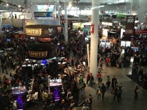 PAX Australia @ Melbourne Convention & Exhibition Centre | South Wharf | Victoria | Australia