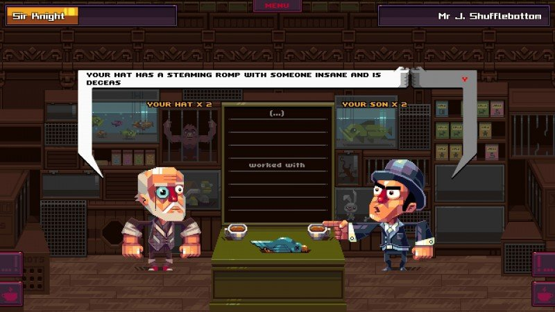 Oh…Sir!! The Insult Simulator: Review