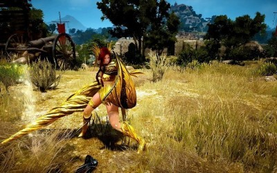 Black Desert Online Gives their Valkyrie a Wake-up Call